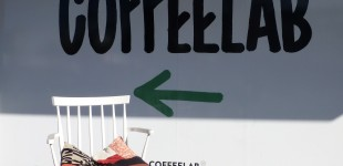 Coffeelab @ Eindhoven @ trainstation